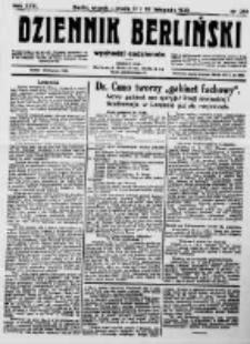 Dziennik Berliński. 1922 R.26 nr251