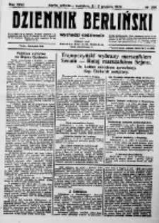 Dziennik Berliński. 1922 R.26 nr260