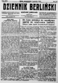 Dziennik Berliński. 1922 R.26 nr261