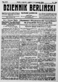 Dziennik Berliński. 1922 R.26 nr264