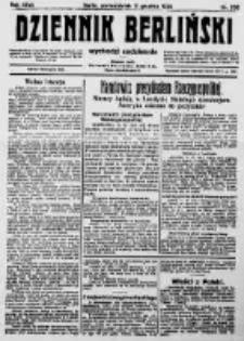 Dziennik Berliński. 1922 R.26 nr266