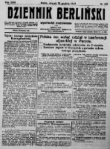 Dziennik Berliński. 1922 R.26 nr267