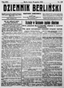 Dziennik Berliński. 1922 R.26 nr268