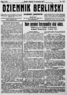 Dziennik Berliński. 1922 R.26 nr270