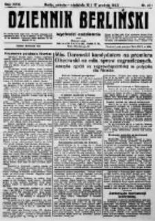 Dziennik Berliński. 1922 R.26 nr271