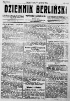 Dziennik Berliński. 1922 R.26 nr278
