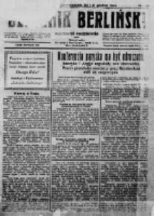 Dziennik Berliński. 1922 R.26 nr281