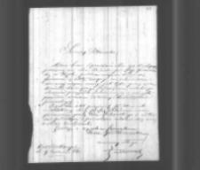 NN do Władysława Zamoyskiego. Konstantynopol 9 VI 1854 r.