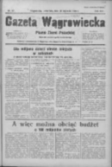 Gazeta Wągrowiecka: pismo ziemi pałuckiej 1936.01.30 R.16 Nr24