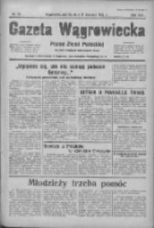 Gazeta Wągrowiecka: pismo ziemi pałuckiej 1936.01.31 R.16 Nr25