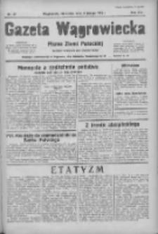 Gazeta Wągrowiecka: pismo ziemi pałuckiej 1936.02.02 R.16 Nr27