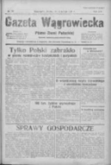 Gazeta Wągrowiecka: pismo ziemi pałuckiej 1936.02.05 R.16 Nr29