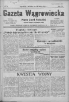 Gazeta Wągrowiecka: pismo ziemi pałuckiej 1936.02.09 R.16 Nr33