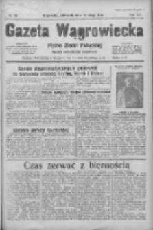 Gazeta Wągrowiecka: pismo ziemi pałuckiej 1936.02.13 R.16 Nr36