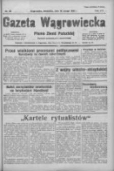 Gazeta Wągrowiecka: pismo ziemi pałuckiej 1936.02.16 R.16 Nr39