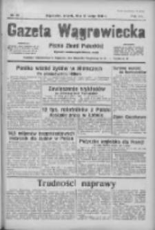 Gazeta Wągrowiecka: pismo ziemi pałuckiej 1936.02.18 R.16 Nr40