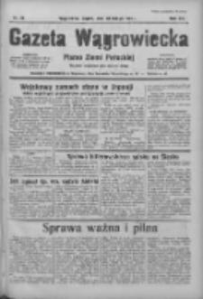 Gazeta Wągrowiecka: pismo ziemi pałuckiej 1936.02.28 R.16 Nr49