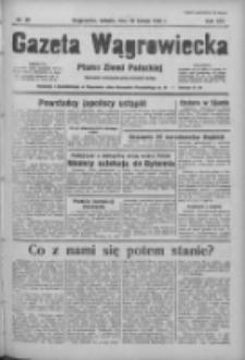 Gazeta Wągrowiecka: pismo ziemi pałuckiej 1936.02.29 R.16 Nr50
