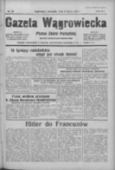 Gazeta Wągrowiecka: pismo ziemi pałuckiej 1936.03.05 R.16 Nr54