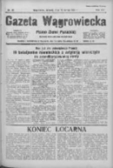Gazeta Wągrowiecka: pismo ziemi pałuckiej 1936.03.10 R.16 Nr58