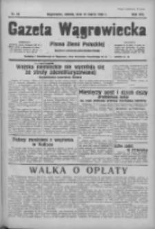 Gazeta Wągrowiecka: pismo ziemi pałuckiej 1936.03.14 R.16 Nr62