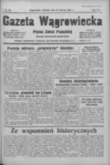 Gazeta Wągrowiecka: pismo ziemi pałuckiej 1936.03.17 R.16 Nr64