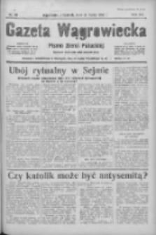 Gazeta Wągrowiecka: pismo ziemi pałuckiej 1936.03.19 R.16 Nr66