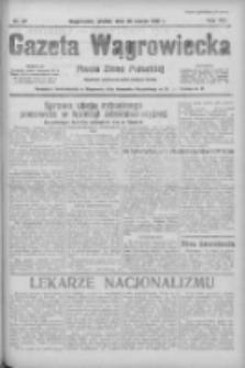 Gazeta Wągrowiecka: pismo ziemi pałuckiej 1936.03.20 R.16 Nr67