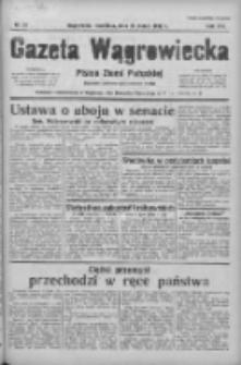 Gazeta Wągrowiecka: pismo ziemi pałuckiej 1936.03.29 R.16 Nr75