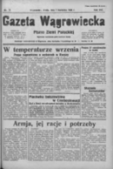 Gazeta Wągrowiecka: pismo ziemi pałuckiej 1936.04.01 R.16 Nr77