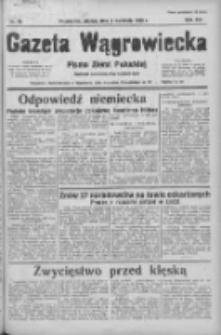 Gazeta Wągrowiecka: pismo ziemi pałuckiej 1936.04.03 R.16 Nr79