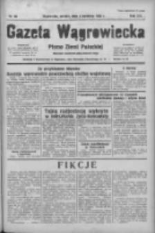Gazeta Wągrowiecka: pismo ziemi pałuckiej 1936.04.04 R.16 Nr80