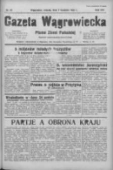 Gazeta Wągrowiecka: pismo ziemi pałuckiej 1936.04.07 R.16 Nr82