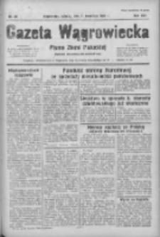 Gazeta Wągrowiecka: pismo ziemi pałuckiej 1936.04.11 R.16 Nr86