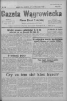Gazeta Wągrowiecka: pismo ziemi pałuckiej 1936.04.26 R.16 Nr98