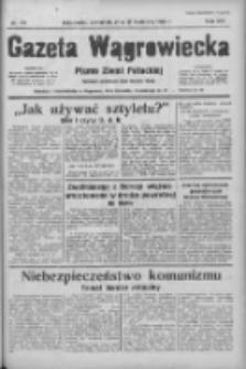 Gazeta Wągrowiecka: pismo ziemi pałuckiej 1936.04.30 R.16 Nr101