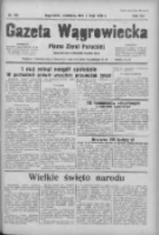 Gazeta Wągrowiecka: pismo ziemi pałuckiej 1936.05.03 R.16 Nr104