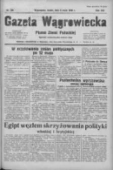 Gazeta Wągrowiecka: pismo ziemi pałuckiej 1936.05.06 R.16 Nr106