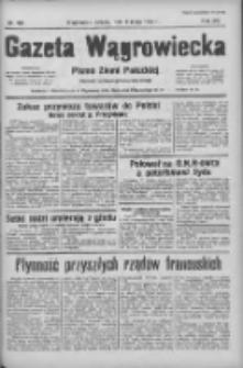 Gazeta Wągrowiecka: pismo ziemi pałuckiej 1936.05.09 R.16 Nr109