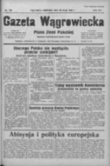 Gazeta Wągrowiecka: pismo ziemi pałuckiej 1936.05.10 R.16 Nr110