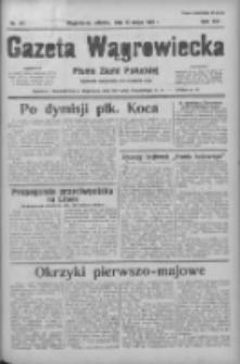 Gazeta Wągrowiecka: pismo ziemi pałuckiej 1936.05.12 R.16 Nr111