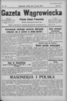 Gazeta Wągrowiecka: pismo ziemi pałuckiej 1936.05.13 R.16 Nr112