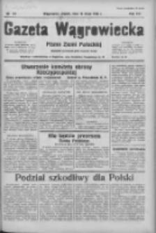 Gazeta Wągrowiecka: pismo ziemi pałuckiej 1936.05.15 R.16 Nr114