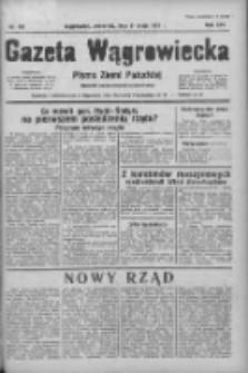 Gazeta Wągrowiecka: pismo ziemi pałuckiej 1936.05.21 R.16 Nr119
