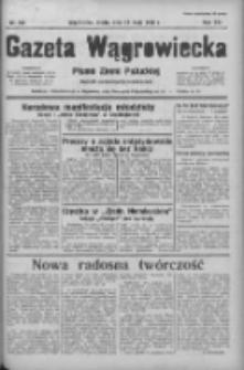 Gazeta Wągrowiecka: pismo ziemi pałuckiej 1936.05.27 R.16 Nr123