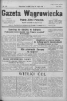 Gazeta Wągrowiecka: pismo ziemi pałuckiej 1936.05.29 R.16 Nr125