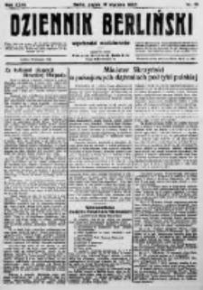 Dziennik Berliński. 1923 R.27 nr15