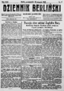 Dziennik Berliński. 1923 R.27 nr17