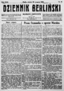 Dziennik Berliński. 1923 R.27 nr18
