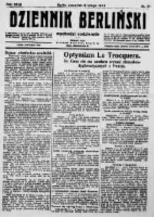 Dziennik Berliński. 1923 R.27 nr31